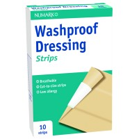 Numark Washproof Dressing Strips