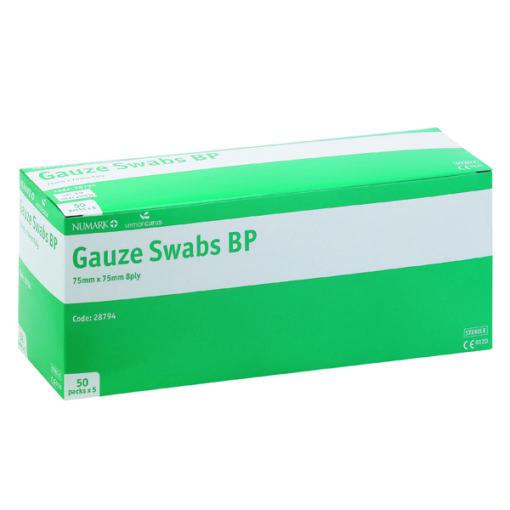 Numark Gauze Swabs BP Type 13 LT