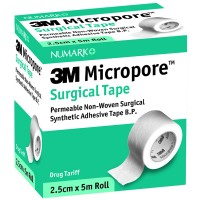 Numark Micropore Surgical Tape