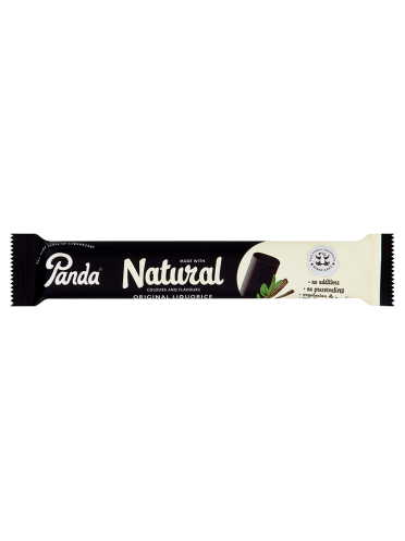 Panda Natural Original Liquorice 32g