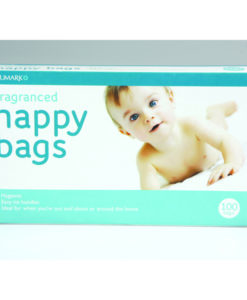 Numark Fragranced Nappy Bags