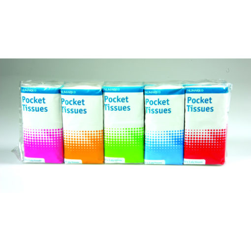 Numark Pocket Tissues