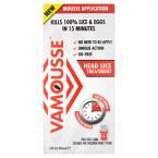 Vamousse 160ml Treatment Mousse