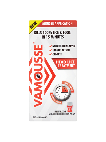 Vamousse 160ml Treatment Mousse
