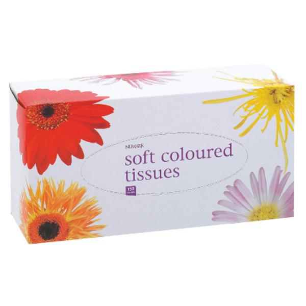 Numark Soft Coloured Tissues