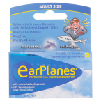 EarPlanes Protection from Flight Ear Discomfort Adult Size One Pair