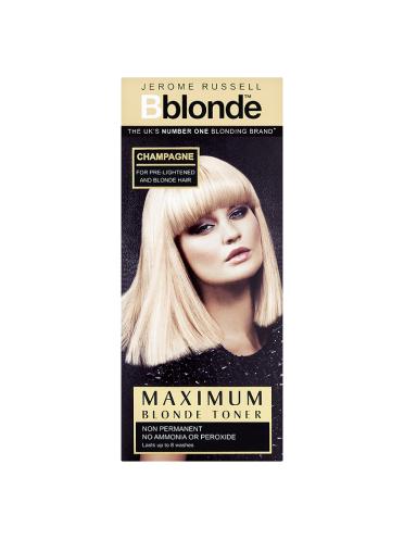 Jerome Russell Bblonde Maximum Blonde Toner Champagne