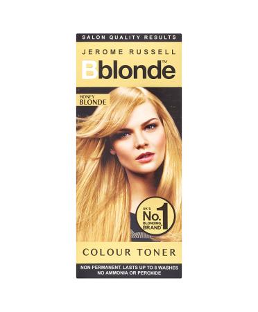 Jerome Russell Bblonde Colour Toner Honey Blonde 75ml