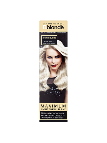 Jerome Russell Bblonde Maximum Lightening Spray