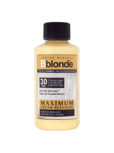 Jerome Russell Bblonde Maximum Cream Peroxide 30 Vol