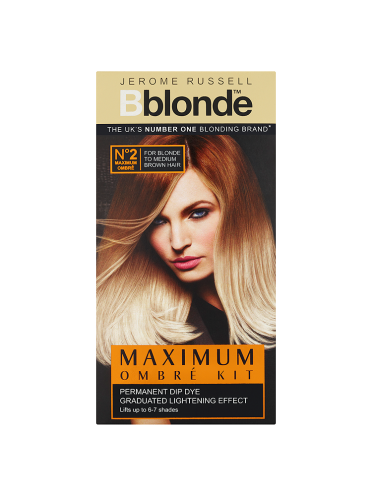 Jerome Russell Bblonde Maximum Ombre Kit No.2
