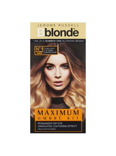 Jerome Russell Bblonde Maximum Ombre Kit No.1
