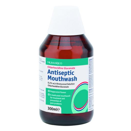 Numark Antiseptic Mouthwash