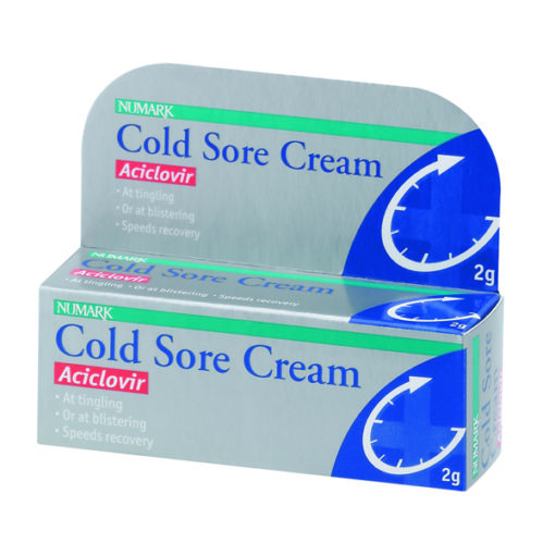 Numark Cold Sore Cream