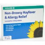 Numark Non-Drowsy Hayfever & Allergy Relief Tablets