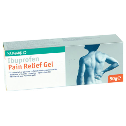 Numark Ibuprofen Pain Relief 5% Gel