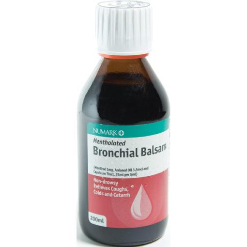 Numark Mentholated Bronchial Balsam