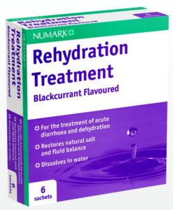 Numark Rehydration Treatment