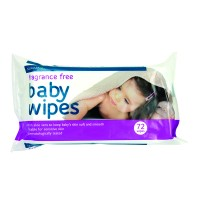 Numark Fragrance Free Baby Wipes