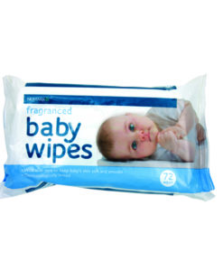 Numark Fragranced Baby Wipes