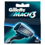Gillette MACH3 4 Cartridges