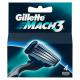 Gillette MACH3 4 Cartridges
