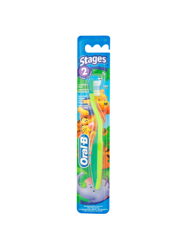 Oral-B Stages 2 2-4 Years