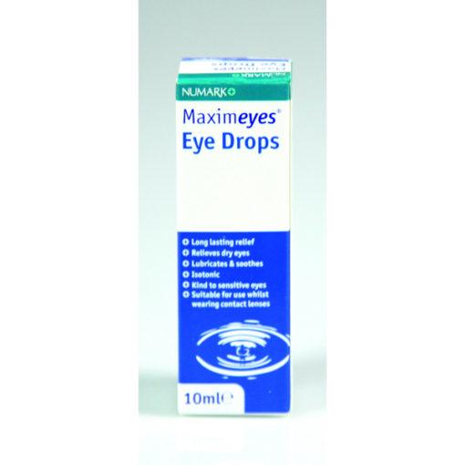 Numark Maximeyes Eye Drops
