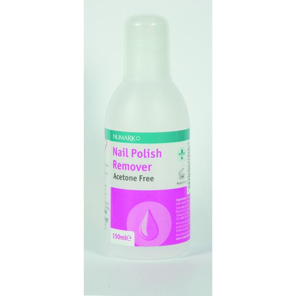 Numark Nail Polish Remover Acetone Free • Doorstep Pharmacy
