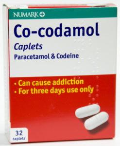 Numark Co-codamol 8/500mg Caplets