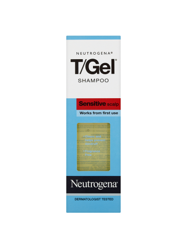 Neutrogena T/Gel Shampoo Sensitive Scalp 125ml