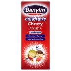 Benylin Children's Chesty Coughs 6-12 Years 125ml