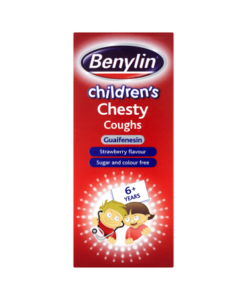 Benylin Children's Chesty Coughs 6-12 Years 125ml
