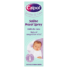 Calpol Soothe & Care Saline Nasal Spray Suitable from Birth 15ml