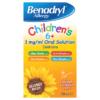 Benadryl Allergy Children's 6+ 1 mg/ml Oral Solution 70ml