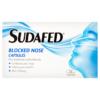 Sudafed Blocked Nose Capsules 12 Capsules