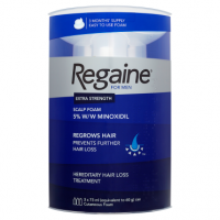 Regaine for Men Extra Strength Scalp Foam 3 x 73ml