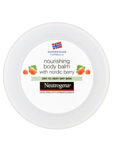Neutrogena Norwegian Formula Nourishing Body Balm with Nordic Berry 200ml