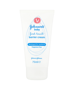 Johnson's Baby First Touch Barrier Cream 75ml