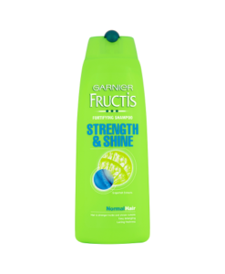 Garnier Fructis Strength & Shine Shampoo 250ml