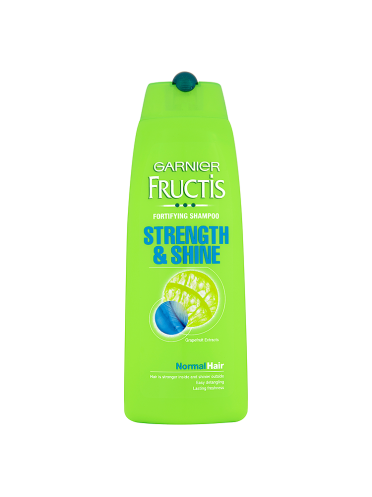 Garnier Fructis Strength & Shine Shampoo 250ml