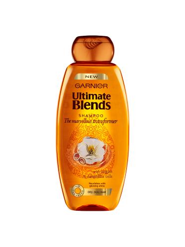 Ultimate Blends Marvellous Transformer Shampoo 400ml
