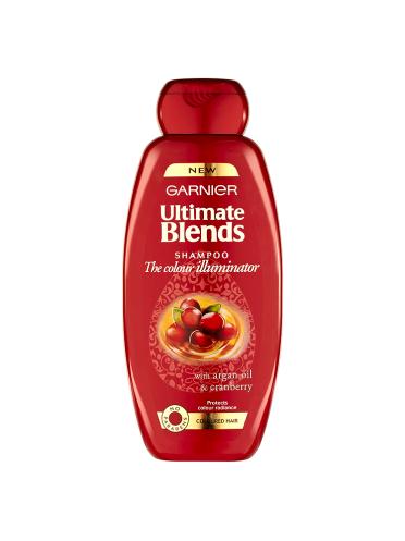 Ultimate Blends Colour Illuminator Shampoo 400ml