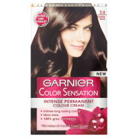 Garnier Colour Sensation Permanent Cream 3.0 Prestige Black