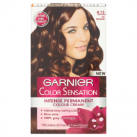 Garnier Colour Sensation Permanent Cream 4.15 Icy Chest