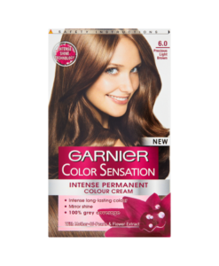 Garnier Colour Sensation Permanent Cream 6.0 Light Brown
