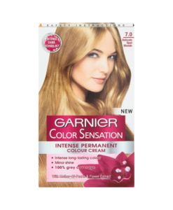 Garnier Colour Sensation Permanent Cream 7.0 Opal Blonde