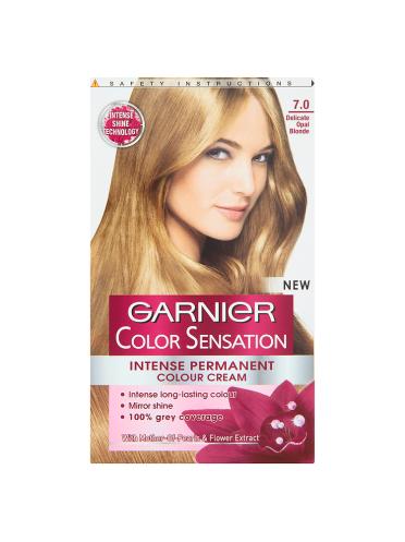 Garnier Colour Sensation Permanent Cream 7.0 Opal Blonde