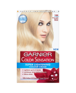 Garnier Colour Sensation Permanent Cream 100 X Light Blonde