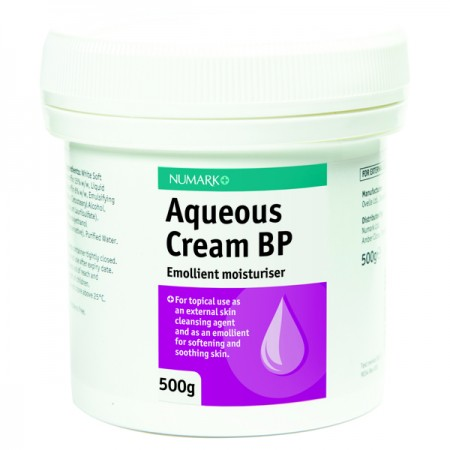 Numark Aqueous Cream BP